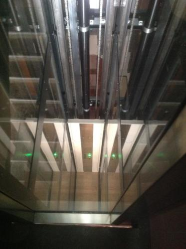 Piattaforma Elevatrice per interno